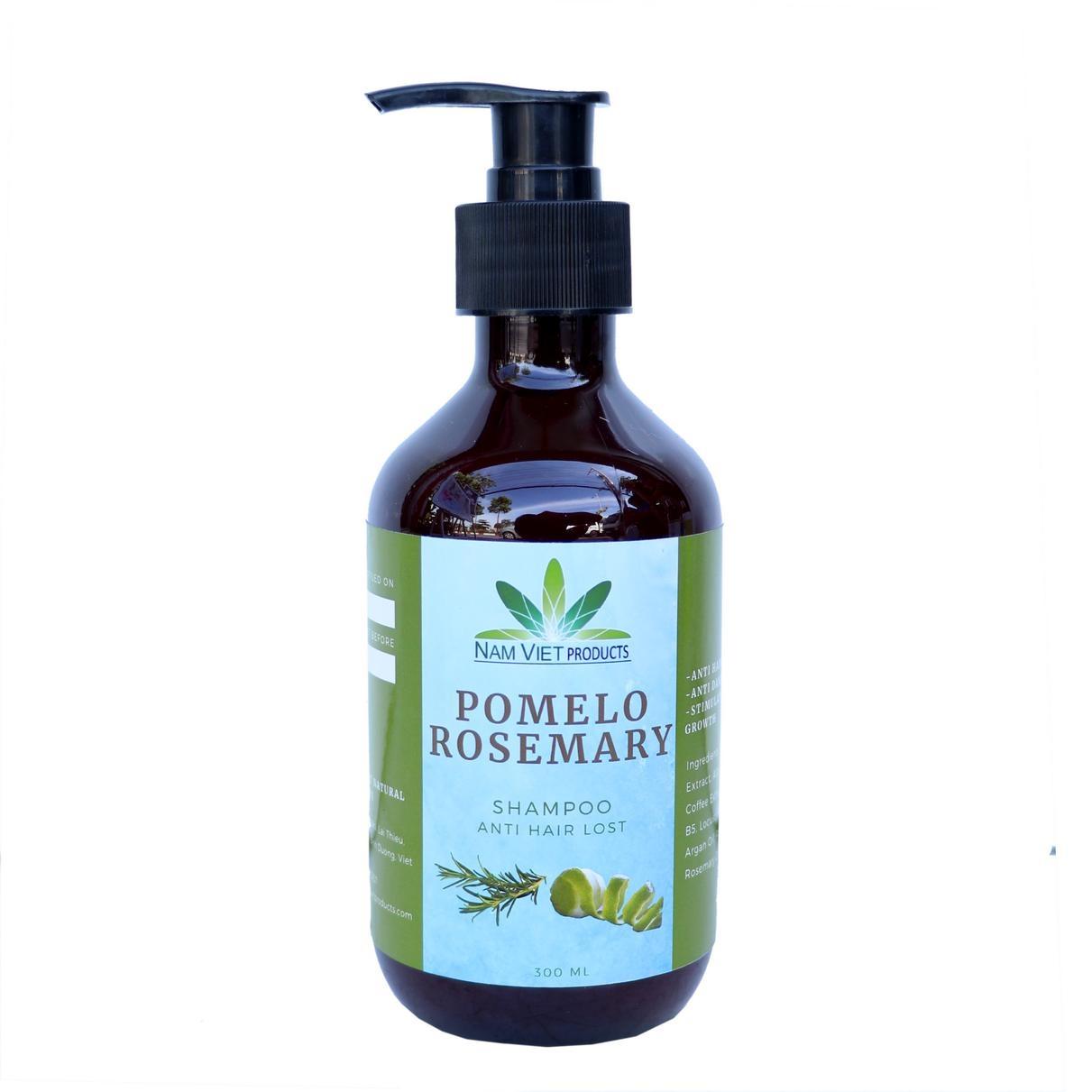 Hair Growth Shampoo-Grapefruit & Rosemary