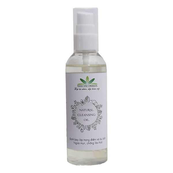 Lavender Facial Cleansing Oil